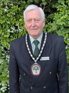 Photo of Mayor Cllr Griffiths
